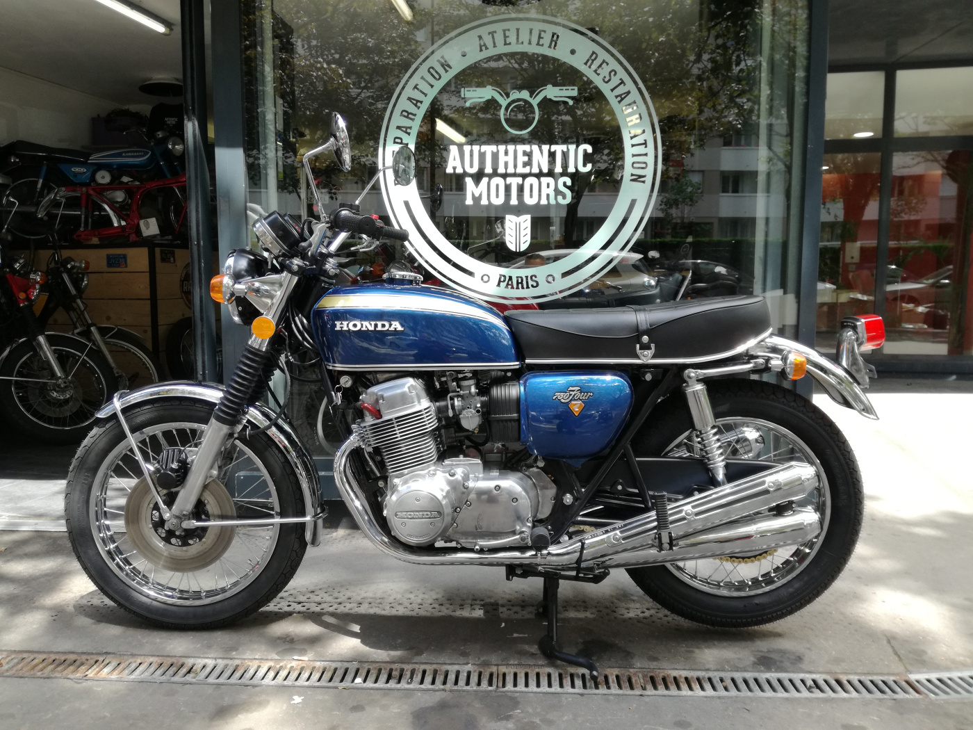HONDA CB 750 FOUR K2 1972