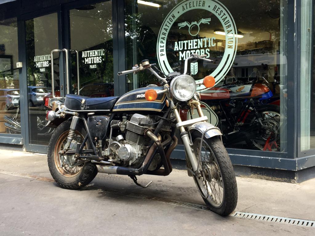 HONDA CB 750 FOUR K6 1976