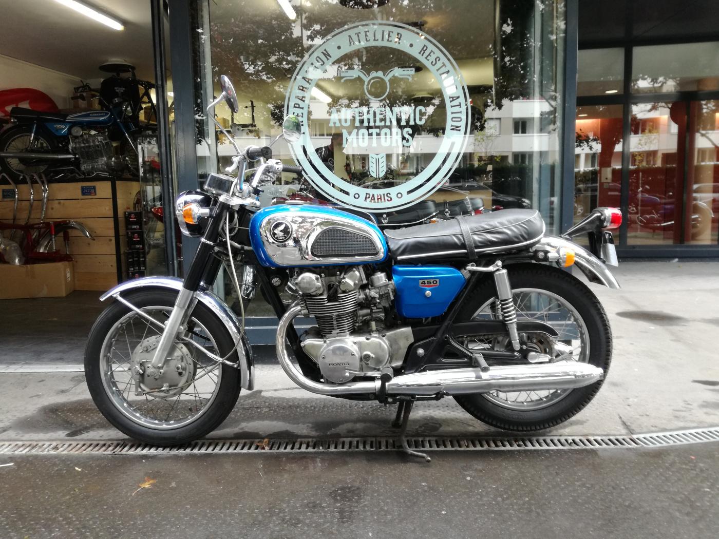 HONDA CB 450 K1 1969