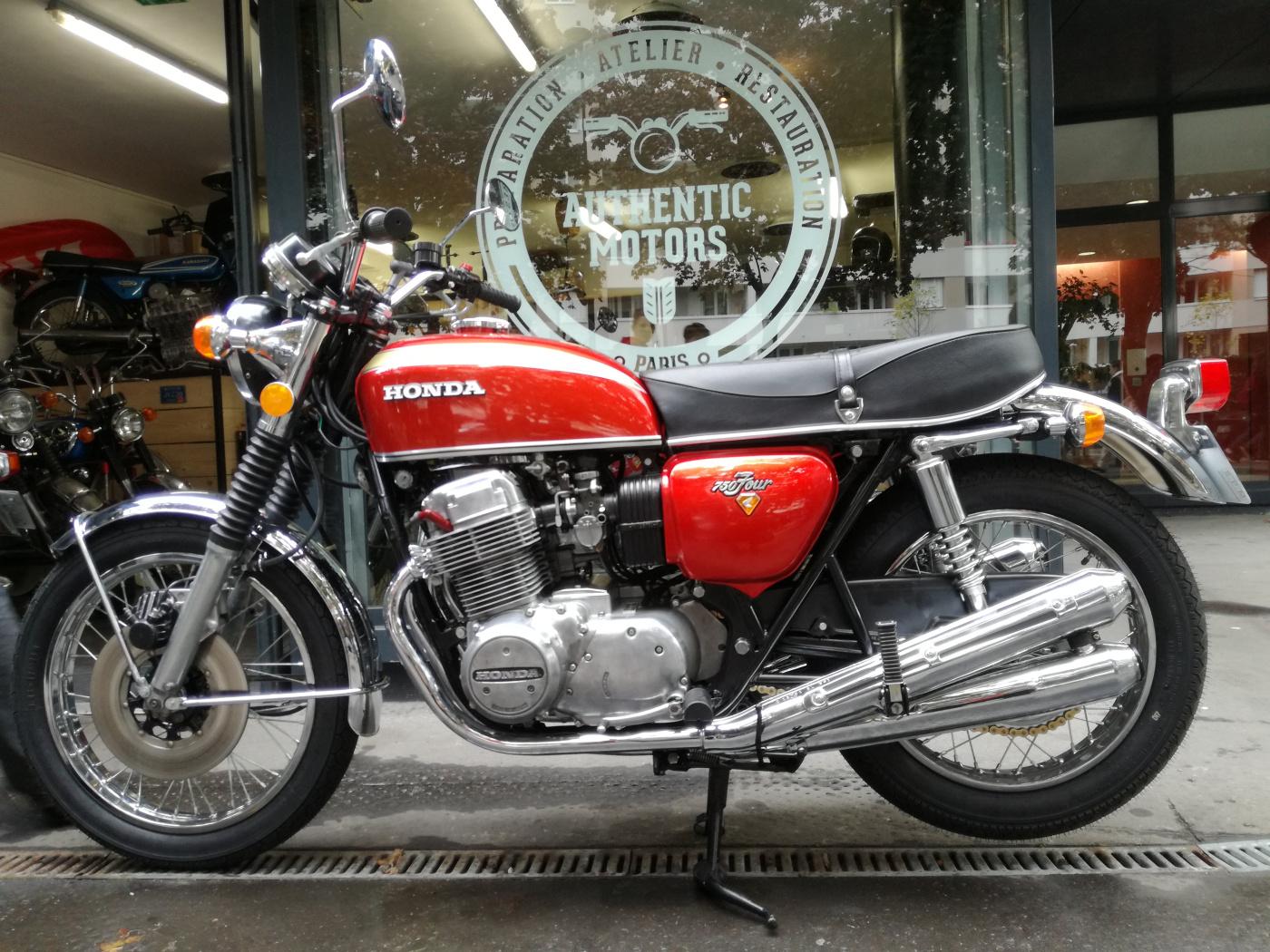 HONDA CB 750 FOUR K6 (look K2) 1976