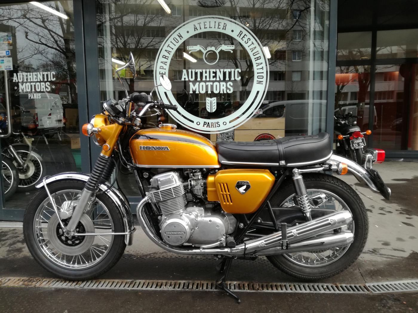 HONDA CB 750 FOUR K0 1970