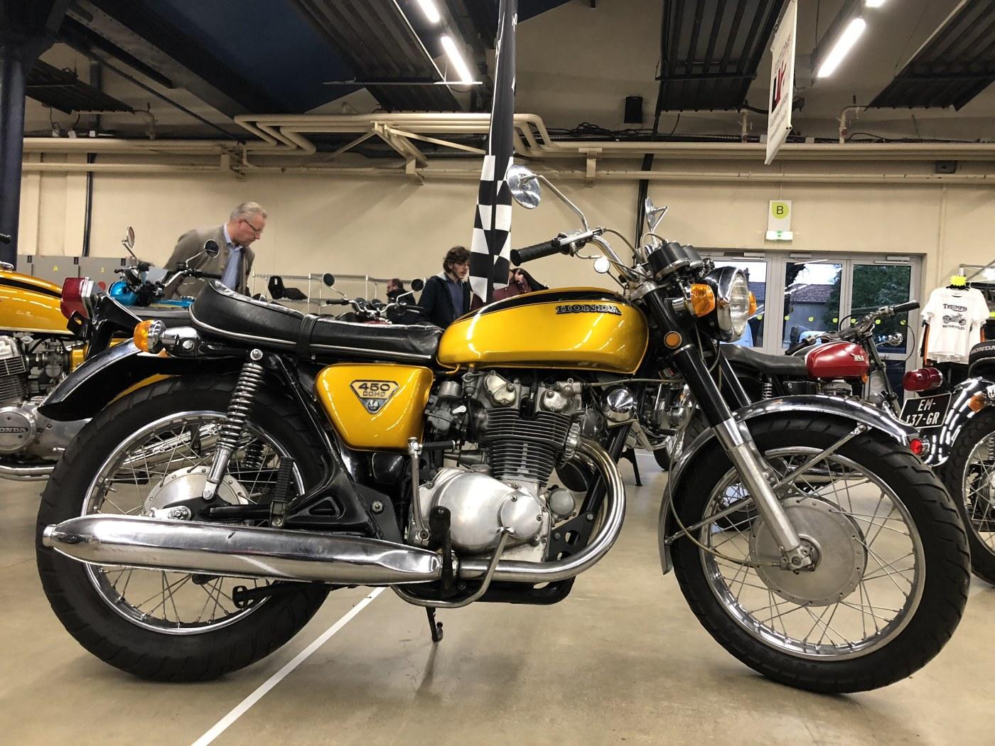 HONDA CB 450 1969