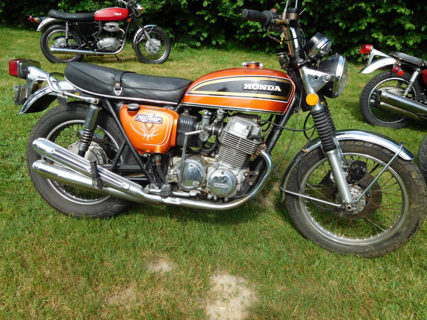 HONDA CB 750 FOUR K3 1973