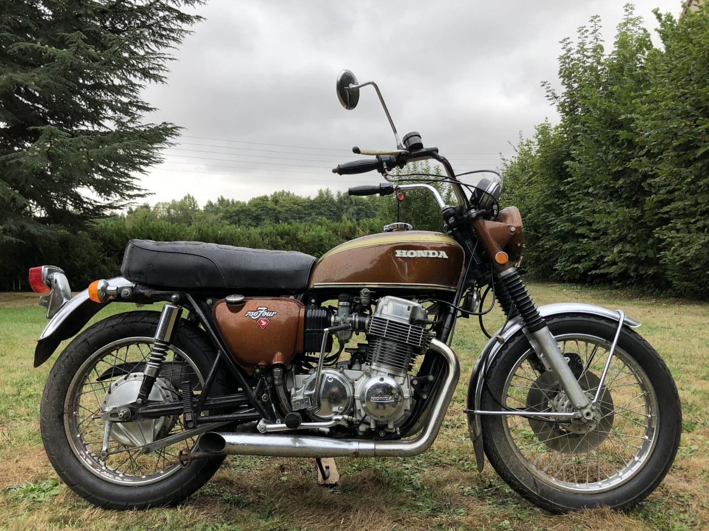 HONDA CB 750 FOUR K1 1971