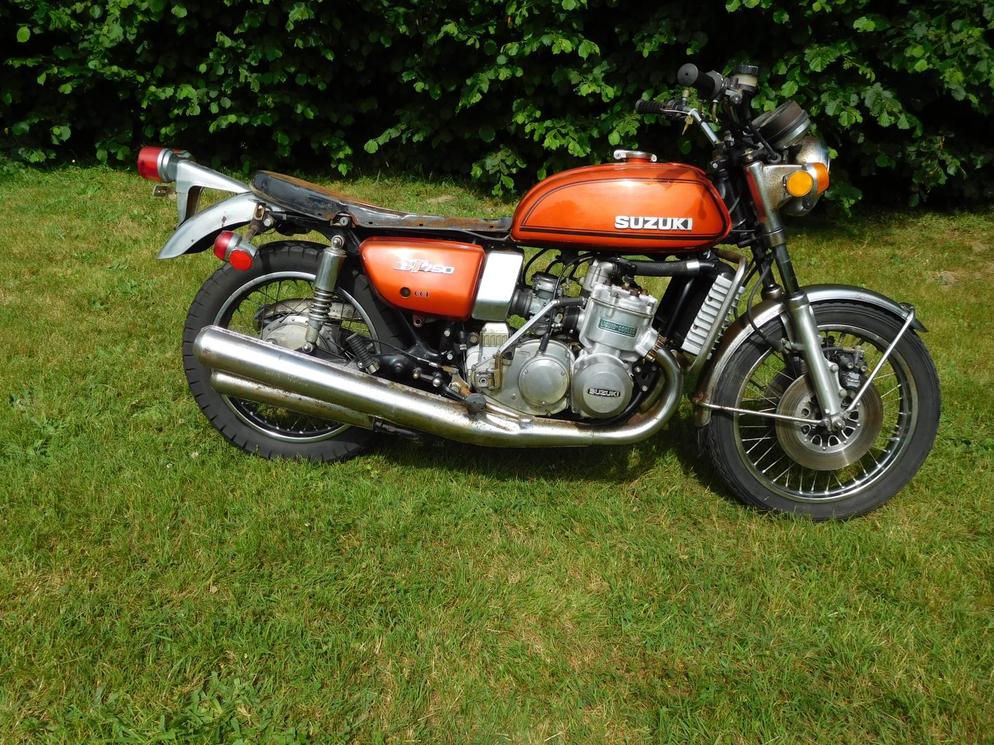SUZUKI GT 750 1974