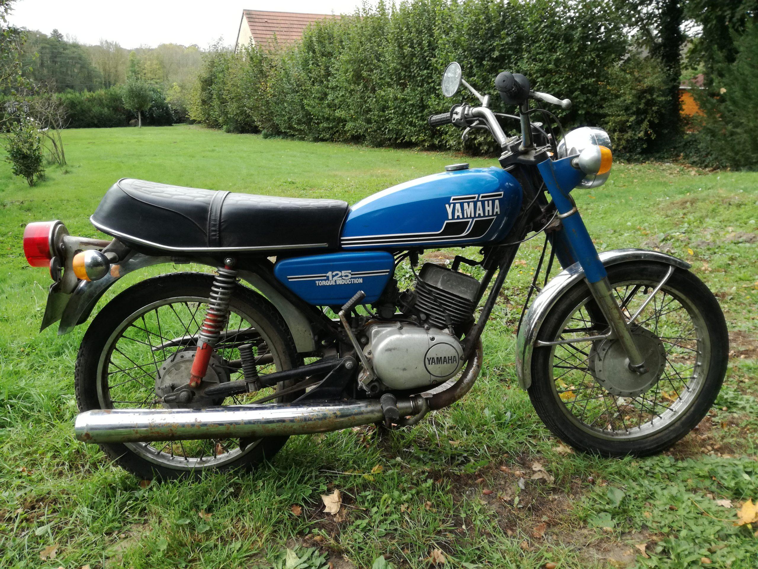 YAMAHA RS 125 1975