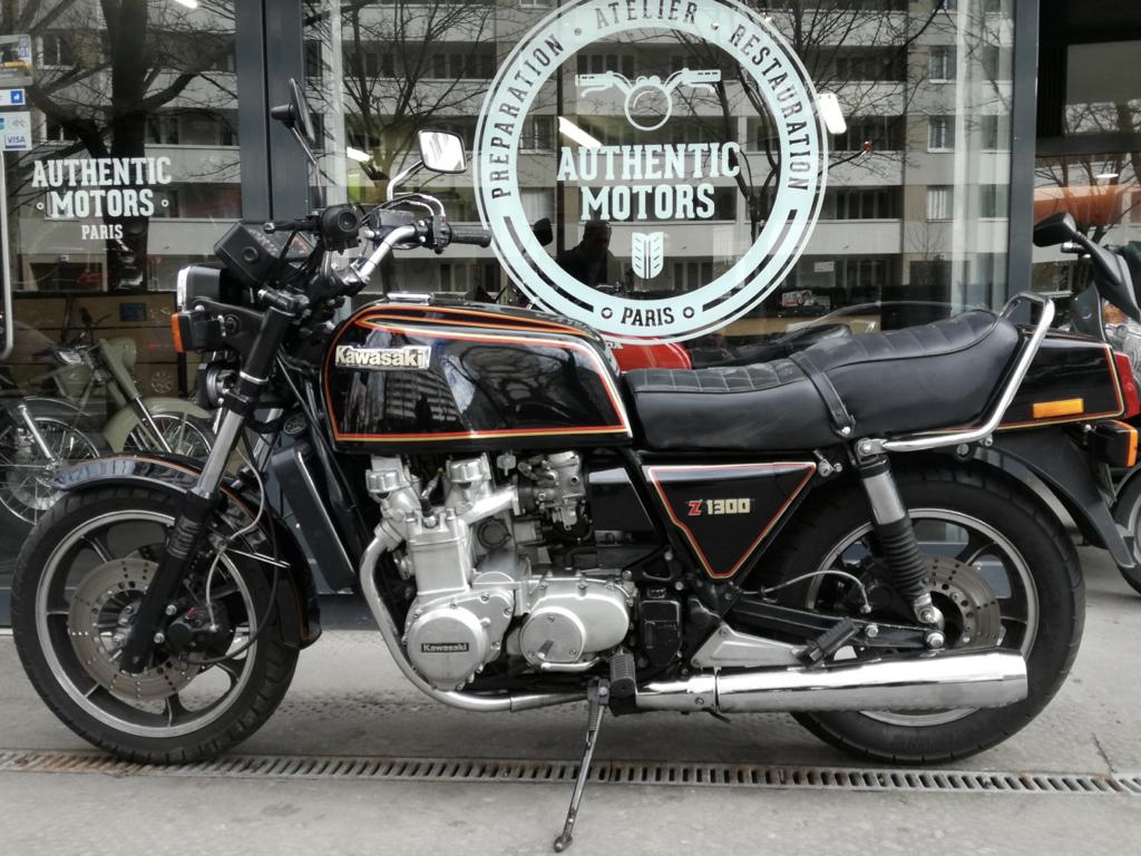 KAWASAKI Z 1300 1983