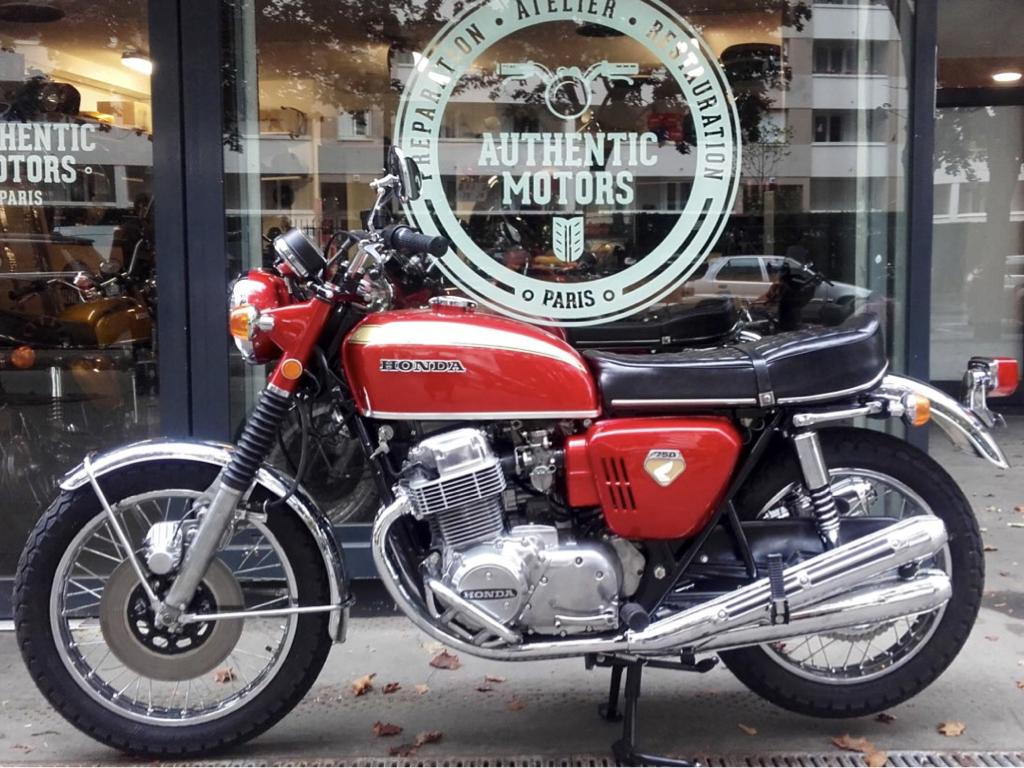 HONDA CB 750 FOUR K0 1969