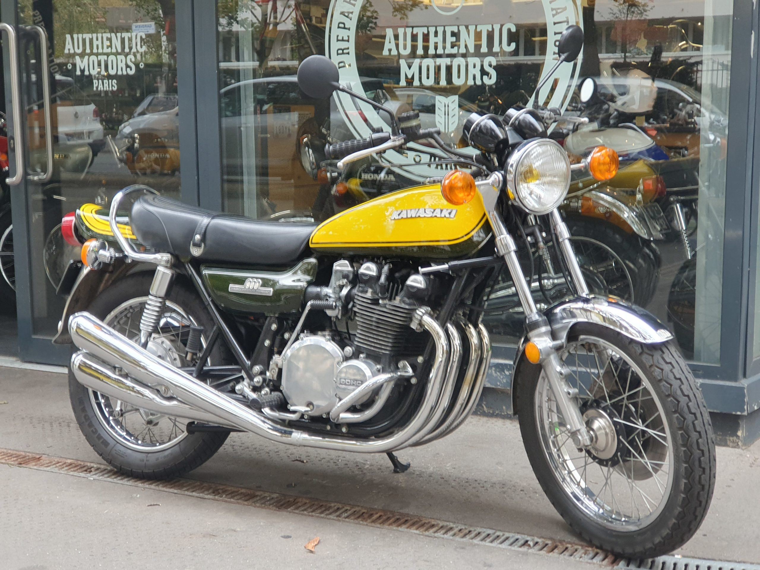 KAWASAKI 900 Z1 1973
